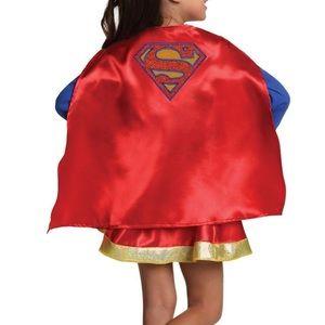 DC Super Hero Girls Supergirl Cape & Skirt age 4+